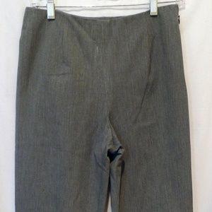 Classic Talbots Hi-Rise Stretch Crop Pants - size6